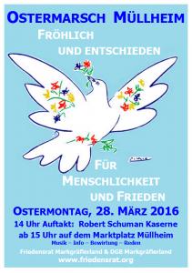 Ostermarsch 2016 Bild