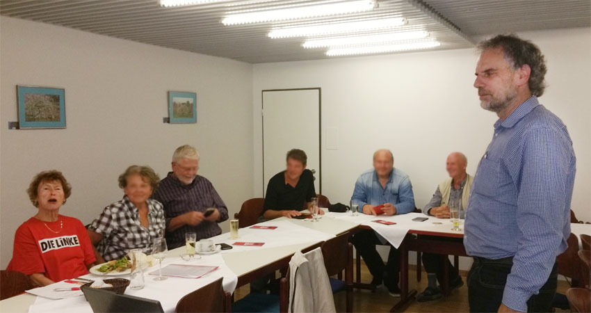 Rentenpolitik Müllheim